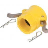 Cam Lever Coupler x Female Thread