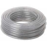 Clear Wire Reinforced PVC Hose