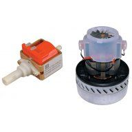 Vacuum Cleaner Motors & Chemical Pumps